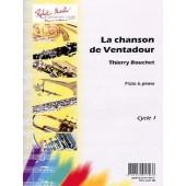 BOUCHET T. LA CHANSON DE VENTADOUR FLUTE
