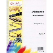 TELMAN A. DEMENCE TROMPETTE SOLO