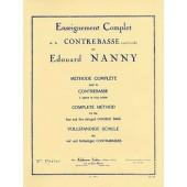 NANNY E. METHODE COMPLETE VOL 2 CONTREBASSE