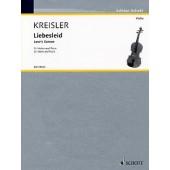 KREISLER F. LIEBESLEID VIOLON