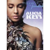 KEYS ALICIA THE ELEMENT OF FREEDOM PIANO VOCAL GUITARE