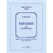 ROSSINI G. FANTAISIE CLARINETTE