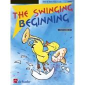 THE SWINGING BEGINNING SAXOPHONE ALTO MIB