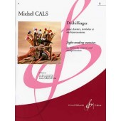 CALS M. DECHIFFRAGES VOL 1 PERCUSSION