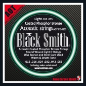 JEU DE CORDES ACOUSTIQUE BLACK SMITH AOT-PB1253 12/53