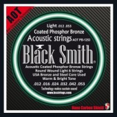 JEU DE CORDES ACOUSTIQUE BLACK SMITH AOT-BR1253 12/53