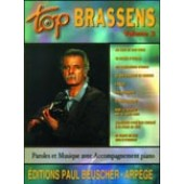 TOP BRASSENS VOL 2