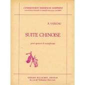 VIOLEAU R. SUITE CHINOISE SAXOPHONES