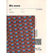 FLECHIER L. DIX TOURS CLARINETTE