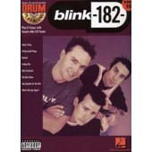 DRUM PLAY-ALONG VOL 10 BLINK 182