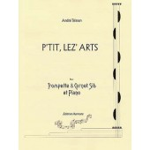 TELMAN A. P'TIT LEZ'ARTS TROMPETTE