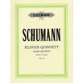 SCHUMANN R. QUINTETTE OP 44 PIANO ET CORDES
