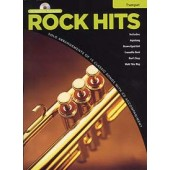 ROCK HITS INSTRUMENTAL PLAYALONG TROMPETTE