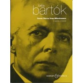 BARTOK B. SEVEN PIECES PIANOS
