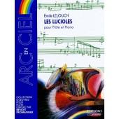 LELOUCH E. LES LUCIOLES FLUTE