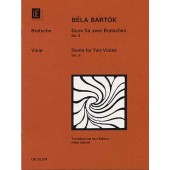 BARTOK B. DUOS VOL 2 TWO ALTOS