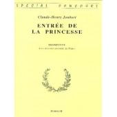 JOUBERT C.H.  ENTREE DE LA PRINCESSE TROMPETTE