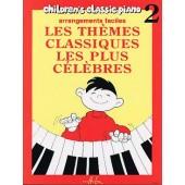 HEUMANN H.G. THEMES CLASSIQUES VOL 2 PIANO