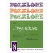 LEWITUS H. FOLKLORE AUS ARGENTINIEN 2 ALTO RECORDERS