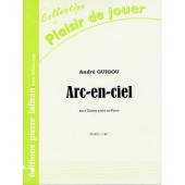 GUIGOU A. ARC-EN-CIEL CAISSE CLAIRE