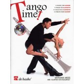 MEES M. TANGO TIME! CLARINETTE