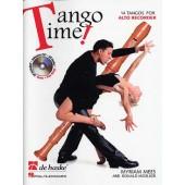 MEES M. TANGO TIME! FLUTE A BEC ALTO