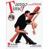 MEES M. TANGO TIME! FLUTE A BEC SOPRANO