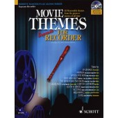MOVIE THEMES FOR FLUTE A BEC SOPRANO