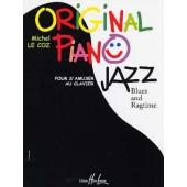 LE COZ M. ORIGINAL PIANO JAZZ