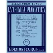 LONGO A. TECHNIQUE DES TIERCES VOL 6 PIANO