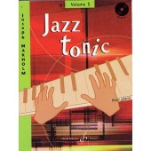 MAKHOLM J. JAZZ TONIC VOL 1 PIANO