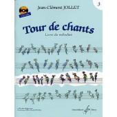 JOLLET J.C. TOUR DE CHANTS VOL 3