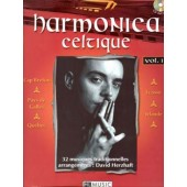 HERZHAFT D. HARMONICA CELTIQUE VOL 1