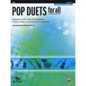 STORY M. POP DUETS FOR ALL ALTOS