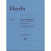 HAYDN J. CONCERTO HOB VIIb:1 DO MAJEUR VIOLONCELLE