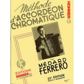 FERRERO M. METHODE ACCORDEON 2ME ANNEE