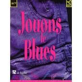 JOUONS LE BLUES INSTRUMENTS UT CLE DE FA
