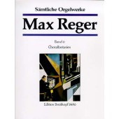 REGER M. OEUVRE COMPLETE VOL 6 ORGUE