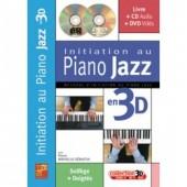 MINVIELLE-SEBASTIA P. INITIATION AU PIANO JAZZ