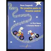 CAMPORELLI B. MES PREMIERES ANNEES DE FORMATION MUSICALE VOL 1