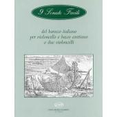 9 SONATES FACILI DEL BAROCCO ITALIANO VIOLONCELLE