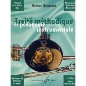 RICQUIER M. TRAITE METHODIQUE PEDAGOGIQUE INSTRUMENTALE