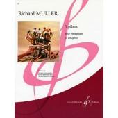 MULLER R. 5 PIECES VIBRAPHONE
