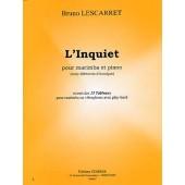 LESCARRET B. L'INQUIET MARIMBA