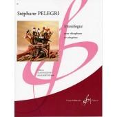 PELEGRI S. MONOLOGUE VIBRAPHONE