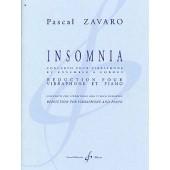 ZAVARO P. INSOMNIA VIBRAPHONE