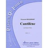 BOCQUELET F. CANTILENE BASSON