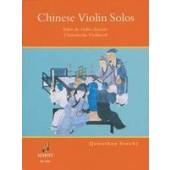 STOCK J. CHINESE VIOLIN SOLOS VIOLON