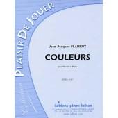 FLAMENT J.J COULEURS BASSON