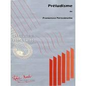 PERISSINOTTO F. PRELUDISME GUITARE